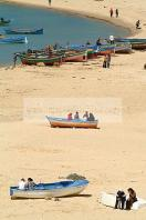 hammamet;balneaire;barque;plage;pecheur;bateau;