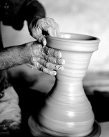 nabeul;poterie;artisan;artisanat;potier;ceramique