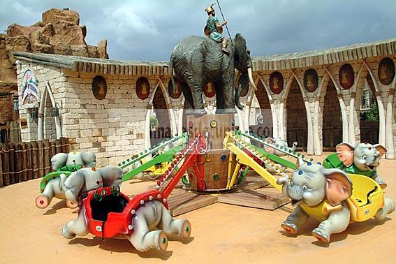 parc attraction hammamet