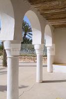 djerba;djerba;explore;ile;jerba;Mus�e;tourisme;architecture;musulmane;maison;menzel;arc;colonne;