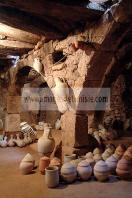 djerba;guellala;ile;jerba;artisanat;atelier;potier;poterie;boutique;shopping;tourisme;