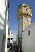 architecture-musulmane;Minaret;Mosquee;porte;bizerte