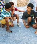 mahdia;medina;enfant;jeu;jeux;