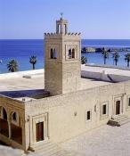architecture-musulmane;Mosquee;Mosquée;Minaret;façade;mer