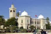 arabisant;architecture-coloniale;collège;medina;Sadiki;tunis
