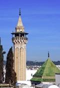Mosquee-Hammouda-Pacha---medina-de-Tunis