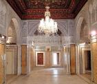 architecture;musulmane;medina;tunis;Palais;