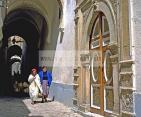 architecture;musulmane;medina;Palais;tunis;porte;