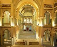 église;ntérieur;cathédrale;Architecture;carthage