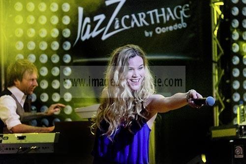 Concert;Jazz Festival;Carthage;Joss Stone;Tunisia