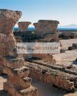 carthage;antonin;thermes;antiquit�;romain;