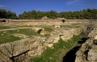 carthage;amphitheatre;antiquit�