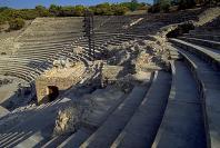 carthage;theatre;romain;antiquit�