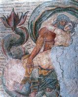 musee;carthage;romain;mosaique;antiquit�