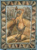 carthage;romain;musee;mosaique;antiquit�