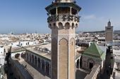 Vue générale Tunis