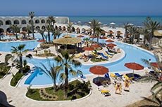 Les hôtels de Tunisie