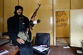 Avec les rebelles Libyens