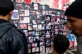 Hommage aux martyrs par des artistes de la rue au Bardo1