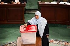 Vote constitution et ISIE
