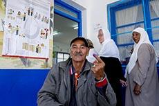 Jour de vote présidentielles