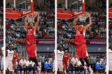 Afrobasket Tunisie/Nigéria