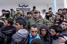 Les chômeurs au gouvernorat de Kasserine
