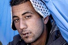 Kasserine, grève de la faim