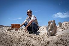 Chamseddine offre une dernière sépulture aux migrants
