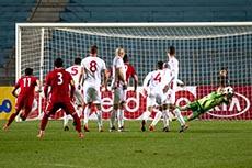 Match Tunisie - Iran
