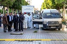 Attaque suicide à Tunis
