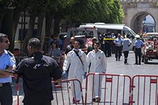 Attentats à Tunis