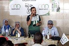 Seifeddine Makhlouf en campagne