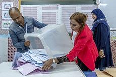 Jour de vote Législatives