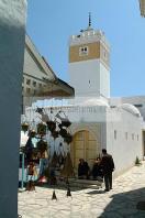 hammamet;architecture;musulmane;Mosqu�e;Minaret;medina;