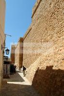 hammamet;ribat;architecture;musulmane;rempart;