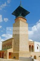 yasmine;hammamet;tourisme;medina;Mosquee;Minaret;place;
