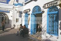 djerba;houmt;souk;ile;jerba;boutique;cafe;restaurant;shopping;touristes;tourisme;rue;