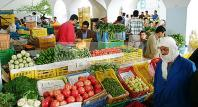 djerba;houmt;souk;ile;jerba;march�;marche;fruits;Legumes;