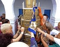 djerba;erriadh;ghriba;ile;jerba;architecture-juive;juif;religion;pelerinage;synagogue
