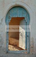 campagne;champs;djerba;ile;jerba;midoun;architecture;musulmane;porte;