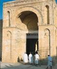 mahdia;architecture;musulmane;fa�ade;Mosquee;Mosqu�e;porte;fatimide;