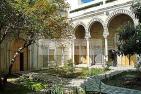 architecture;musulmane;medina;Palais;patio;tunis;