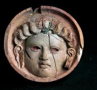 musee;carthage;punique;medaillon;ivoire;antiquité