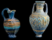 carthage;pate-de-verre;verre;punique;musee;amporisque;antiquité