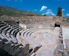 architecture;antique;antiquite;romain;theatre;