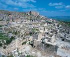 architecture;antique;antiquite;romain;dougga;