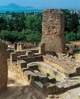 carthage;byrsa;villa;punique;antiquit�