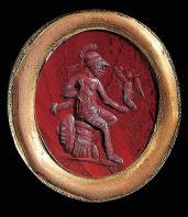 musee;bardo;scarabee-sceau;punique;antiquite;