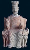 musee;bardo;baal-hammon;terre-cuite;romain;antiquite;